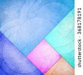 abstract design  retro grunge... | Shutterstock . vector #368178191