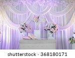 Malaysia Wedding Stage.soft...