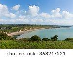 isle of wight coast whitecliff... | Shutterstock . vector #368217521