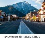 Banff  Alberta  Canada   June ...