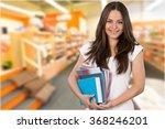 student. | Shutterstock . vector #368246201