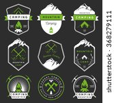 set of vector logos and badges... | Shutterstock .eps vector #368279111
