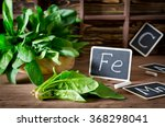 Spinach Rich In Vitamin C ...