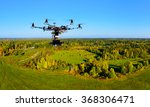 hexacopter with professional... | Shutterstock . vector #368306471