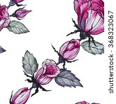 watercolor seamless pattern... | Shutterstock . vector #368323067