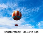 Air Balloon In The Sky