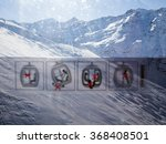 the austrian alps view from... | Shutterstock . vector #368408501