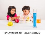 4 year old indian boy and girl... | Shutterstock . vector #368488829