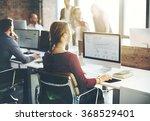 cooperation corporate... | Shutterstock . vector #368529401