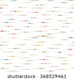 dot pattern. repeating color...   Shutterstock .eps vector #368529461