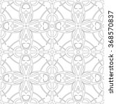 abstract ethnic vector seamless ... | Shutterstock .eps vector #368570837