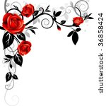 Decorative Ornament With Red...