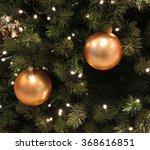 Texture Background Of Christma...