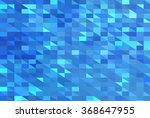 bright abstract mosaic blue... | Shutterstock . vector #368647955