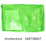watercolor background. abstract ... | Shutterstock . vector #368738837