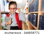 child education. | Shutterstock . vector #368858771