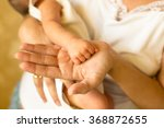 mother hold her baby in her...   Shutterstock . vector #368872655