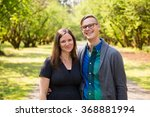 lifestyle portrait of a happy... | Shutterstock . vector #368881994