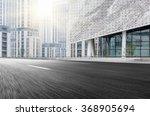 city building street scene and... | Shutterstock . vector #368905694
