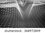 abstract polygonal space low... | Shutterstock . vector #368972849
