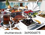 rich and delicious turkish... | Shutterstock . vector #369006875