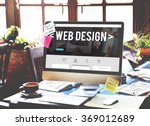 Web Design Website Homepage...