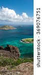 Small photo of St Barth Island, Caribbean sea