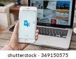 chiangmai thailand   jan 19 ... | Shutterstock . vector #369150575