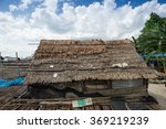 fisherman house at belitung... | Shutterstock . vector #369219239
