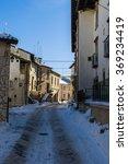 Small photo of Pescocostanzo, Abruzzi, Italy