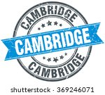 cambridge blue round grunge... | Shutterstock .eps vector #369246071