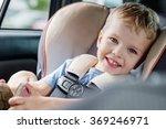 Portrait Happy Toddler Boy...