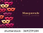 horizontal template with... | Shutterstock .eps vector #369259184