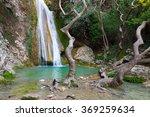 Small photo of Neda Waterfall in Greece