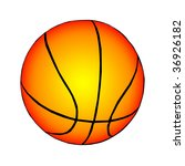 basketball | Shutterstock . vector #36926182