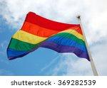 Rainbow Flag  Lgbt Movement  O...