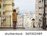 female tourist enjoying city... | Shutterstock . vector #369302489