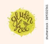 modern hand lettering. ...   Shutterstock .eps vector #369332561
