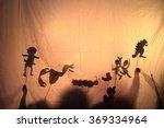 shadow puppet theater | Shutterstock . vector #369334964