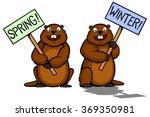 vector illustration of two... | Shutterstock .eps vector #369350981