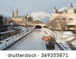 Ottawa Rideau Canal Skateway In ...