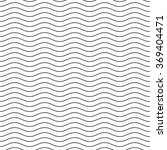 black wavy lines on a white... | Shutterstock . vector #369404471