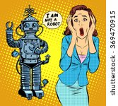 Science Fiction Horror Robot...