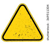 vector illustration of warning... | Shutterstock .eps vector #369511304