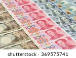 currency of world top three... | Shutterstock . vector #369575741