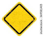 vector illustration of warning... | Shutterstock .eps vector #369581405