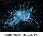 in fourth dimension series.... | Shutterstock . vector #369630197