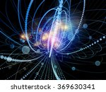 trails of technology series.... | Shutterstock . vector #369630341