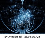 in fourth dimension series.... | Shutterstock . vector #369630725