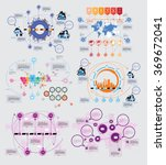 infographics vector design...   Shutterstock .eps vector #369672041